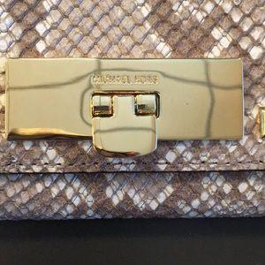 37edec1f2a712a Michael Kors Bags - Michael Kors Callie Stud Clutch Wallet